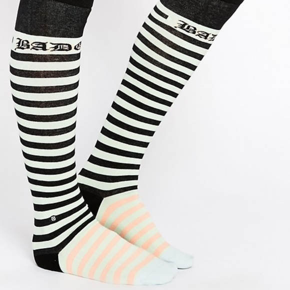 538c72ac4 Fenty for Stance by RIHANNA Candy Bars Boot Socks